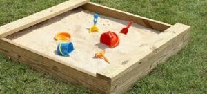 Play sand delivery near me